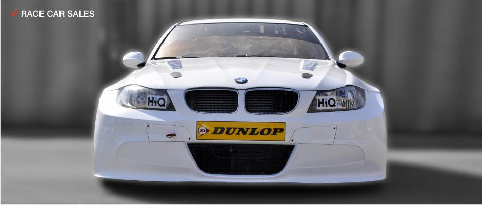 Geoff Steel BMW Race Cars for Sale