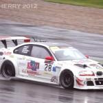 Geoff Steel Racing - Britcar 24hr Winners 2012, come rain or shine!
