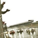 Winning in the rain - Britcar 24hr winners Geoff Steel Racing