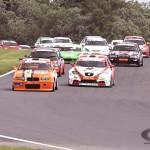 Tango and Geoff Steel Racing