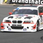 Geoff Steel Racing E46 BMW M3 - Britcar 2012 Champs