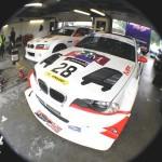 Geoff Steel Racing BMW E46 M3 Britcar 24hr winners