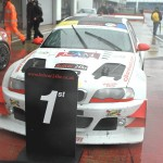 Britcar 24hr Winners - Geoff Steel Racing BMW E46 M3