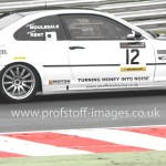 Geoff Steel Racing - Moulsdale & Kent BMW E46 M3