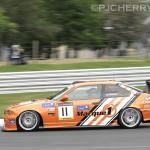 Geoff Steel Racing - Michaels Symons in 'Tango' 2012 Britcar