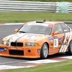 Tango - Geoff Steel Racing Britcar 2012