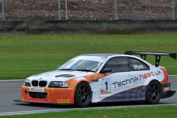 Motors TV - See Jeff Wyatt win at Silverstone
