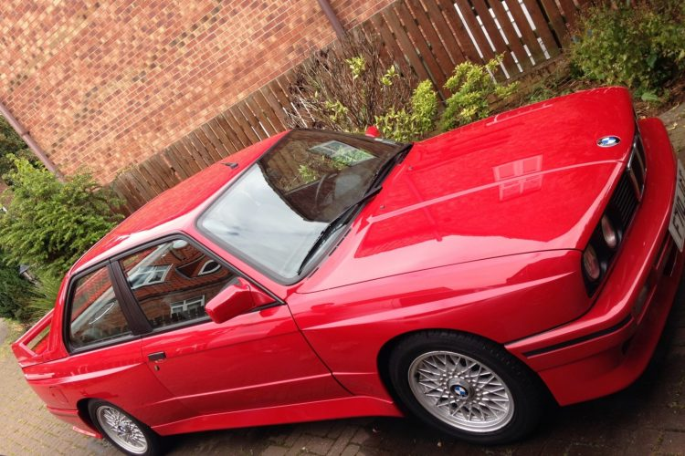 STUNNING BMW E30 M3 FOR SALE AT OUR KIRTON SHOWROOM