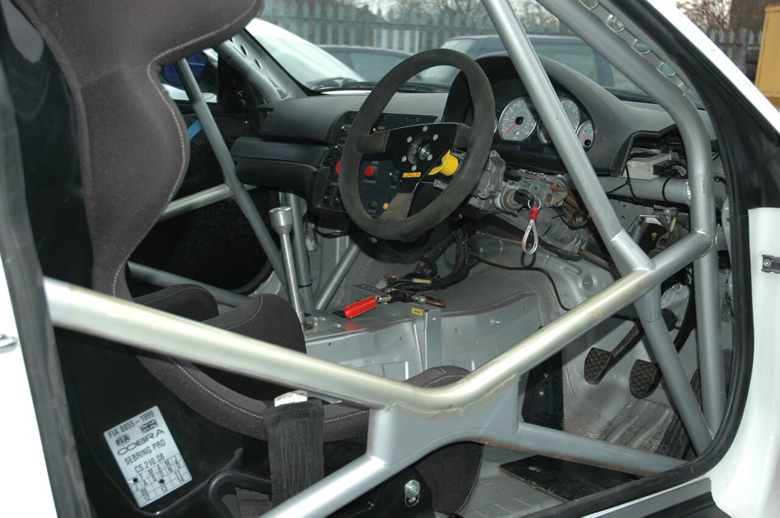 BMW E46 M3 Track/Race Car