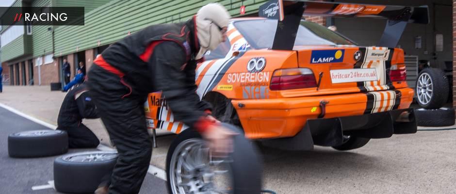 Geoff Steel Racing