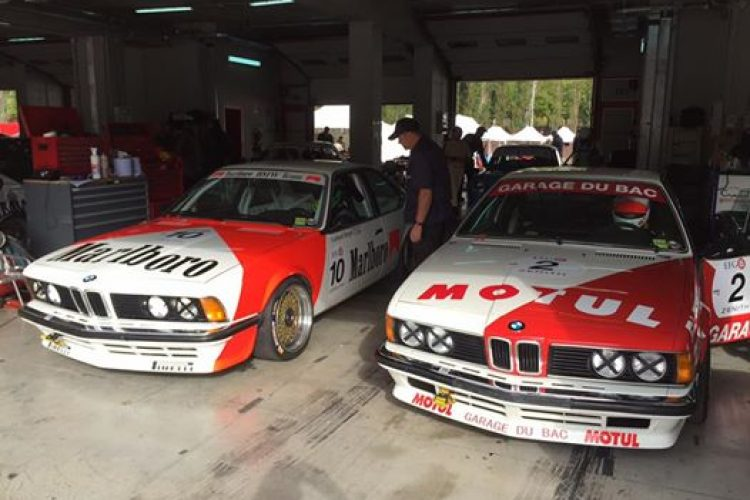 Imola: October 2016 with the Heritage Touring Cup