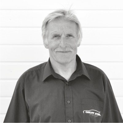 meet the team - geoff steel
