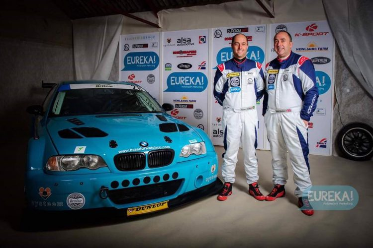 Adriano Medeiros returns to Britcar with Geoff Steel Racing